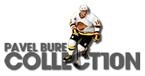 Pavel Bure Hockey Cards Collection