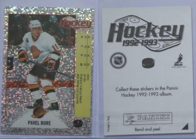 1992-93 Panini Stickers # C