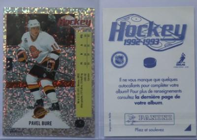 1992-93 Panini Stickers French # C