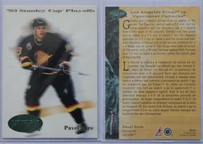 1992-93 Parkhurst Emerald Ice # 506