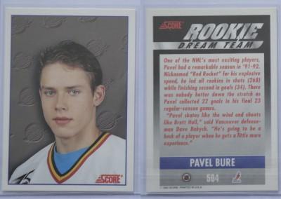 1992-93 Score # 504
