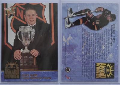 1992-93 Ultra Award Winners # 9