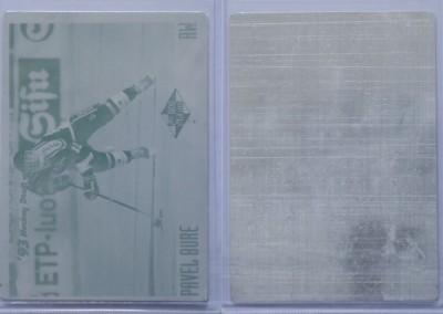 1993-94 Classic # 117 Press Plate 1/1