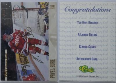 1993-94 Classic Autographs # AU2 585/900