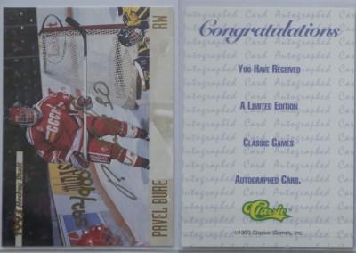 1993-94 Classic Autographs # AU2 592/900