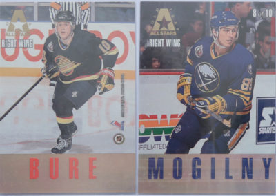 1993-94 Leaf Gold All-Stars # 8