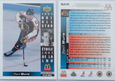 1993-94 McDonald's Upper Deck # 2