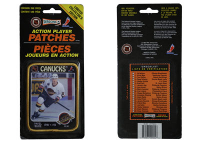 1993-94 Season Patches # 2