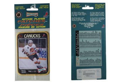 1992-93 Season Patches # 31