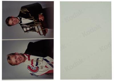 1992 Kelowna Card Show Auto Uncut # NNO