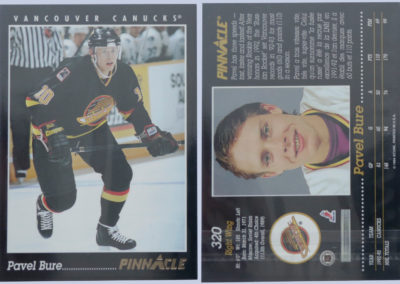 1993-94 Pinnacle Canadian # 320