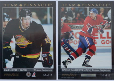 1993-94 Pinnacle Canadian Team Pinnacle # 10