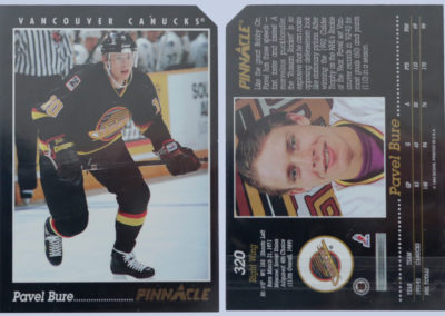 1993-94 Pinnacle II Samples # 320