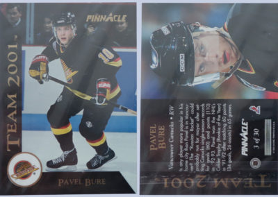 1993-94 Pinnacle Team 2001 # 3