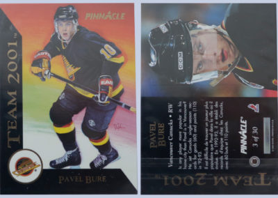 1993-94 Pinnacle Team 2001 Canadian # 3