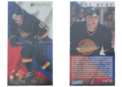 1993-94 PowerPlay Global Greats # 1
