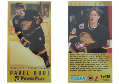 1993-94 PowerPlay Point Leaders # 1