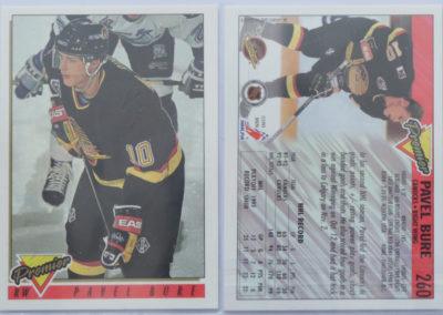 1993-94 Topps Premier # 260