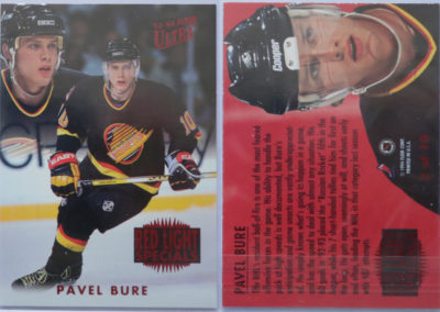 1993-94 Ultra Red Light Specials # 2
