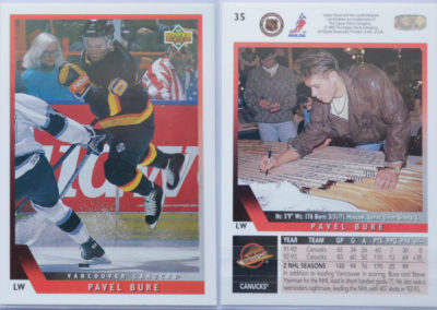 1993-94 Upper Deck # 35
