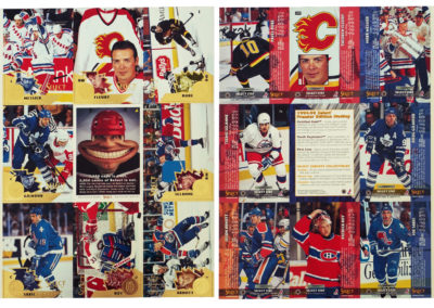 1994-95 Select Promo Sheet # NNO