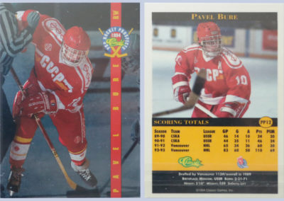 1994-95 Classic Pro Prospects # PP12