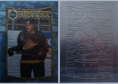 1994-95 Finest Proof # 24