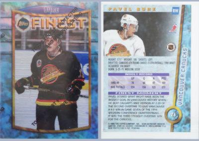 1994-95 Finest Refractors # 24