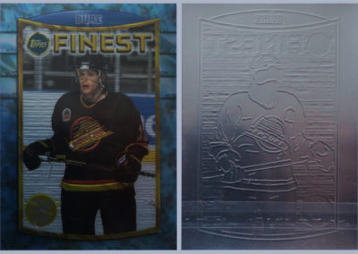1994-95 Finest Super Team Winners Proof # 24