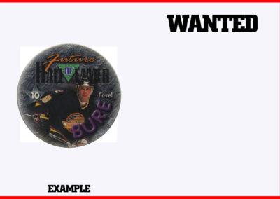 1995-96 Canada Games NHL POGS # 21